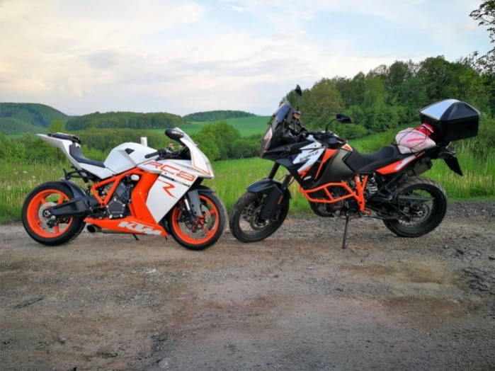 KTM 1290 Super Adventure R Beni test motocykla 12