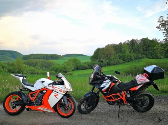 KTM 1290 Super Adventure R Beni test motocykla 16