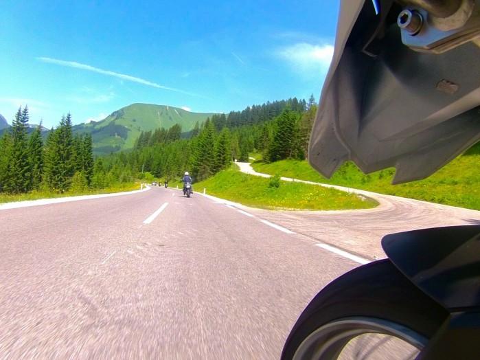 Europa na motocyklu 4