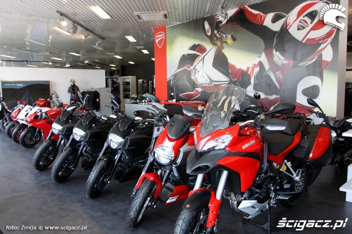 Motocykle Ducati Liberty Motors