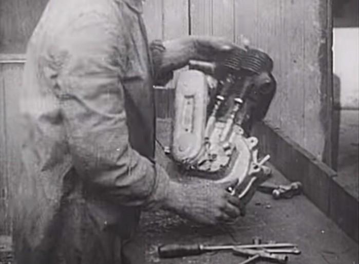 budowanie Silnika manufaktura rover imperial