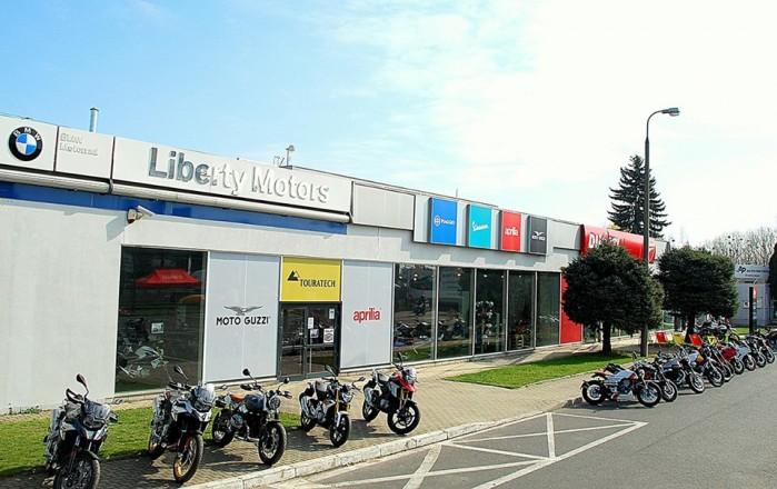 liberty motors warszawa lopuszanska