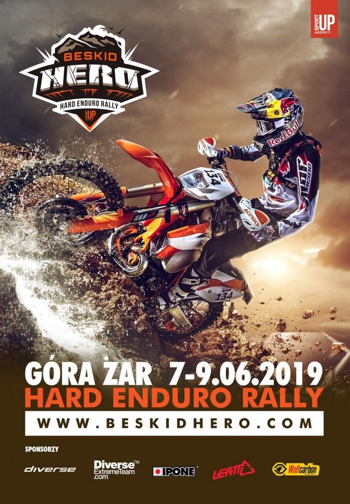 Beskid HERO 2019 plakat