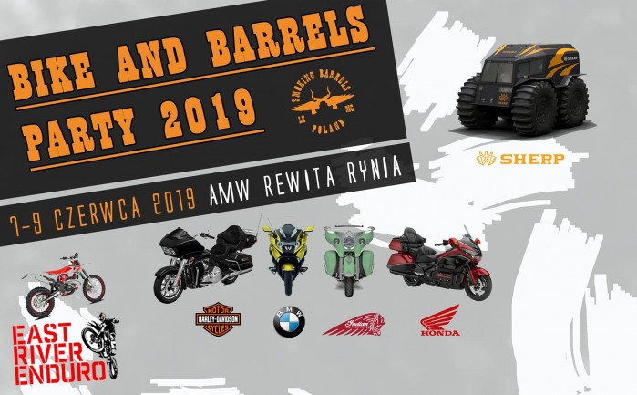 Bike and Barrels Party Rynia