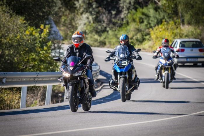 andaluzja motocyklem