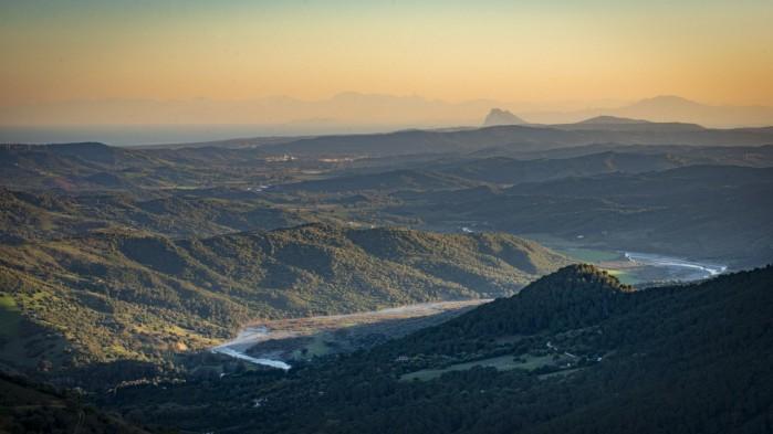 hiszpania andaluzja widoki