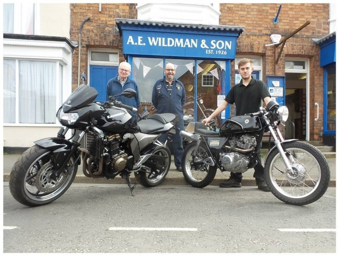 wildmans motorcycles