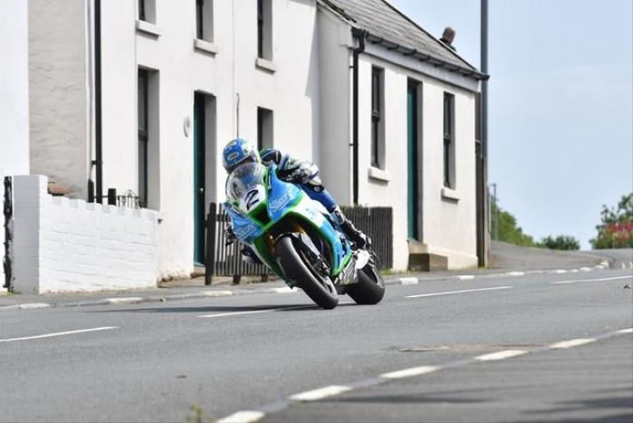 Dean Harrison Senior TT 2019 3
