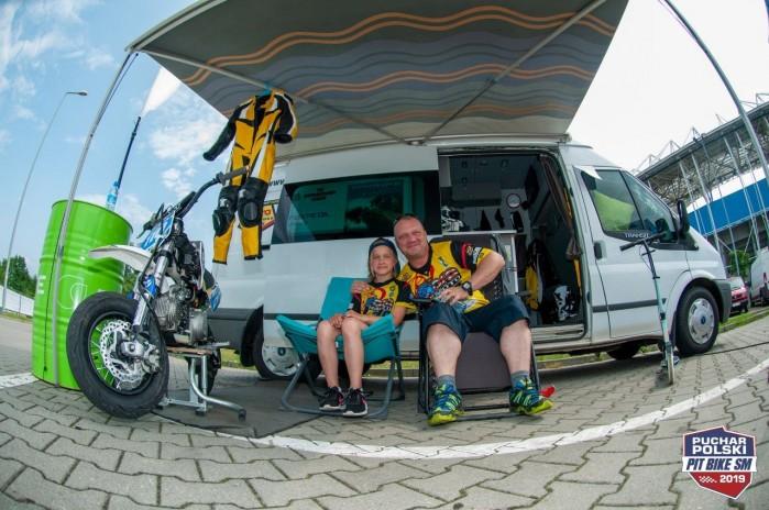 Puchar Polski Pit Bike SM Torun 2019 01