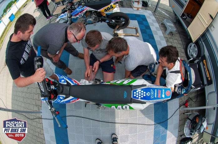 Puchar Polski Pit Bike SM Torun 2019 04