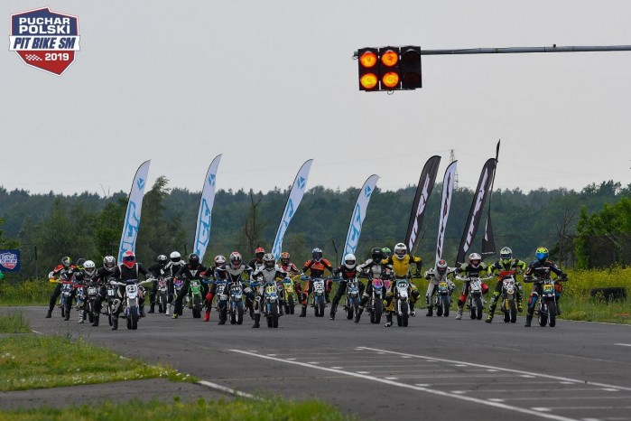 Puchar Polski Pit Bike SM Torun 2019 09