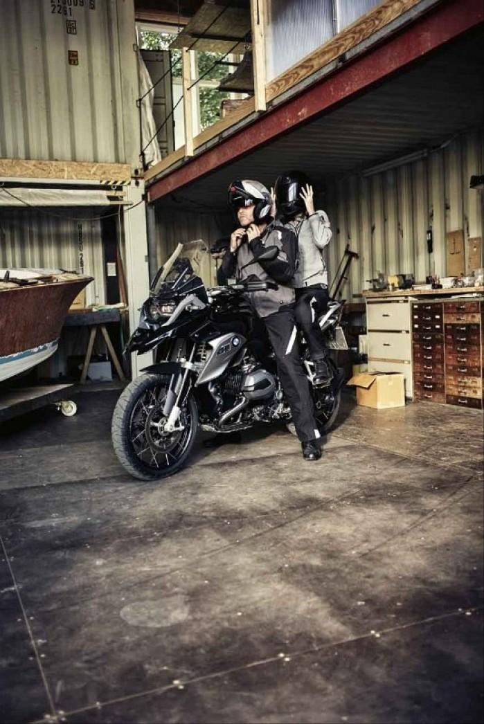 motocyklem w lato