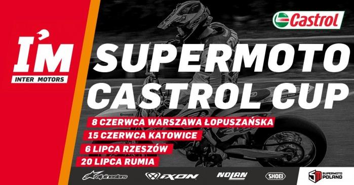 IM Ready Supermoto Castrol Cup