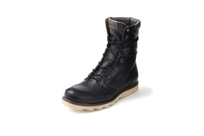 Triumph Stoke Boots Black