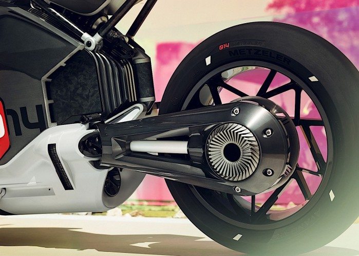 bmw motorrad goes electric with naked vision dc roadster 6