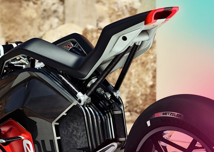 bmw motorrad goes electric with naked vision dc roadster 7