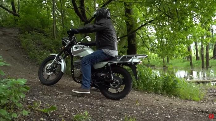 Skuter czy motocykl 125 4