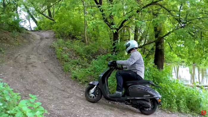 Skuter czy motocykl 125 5