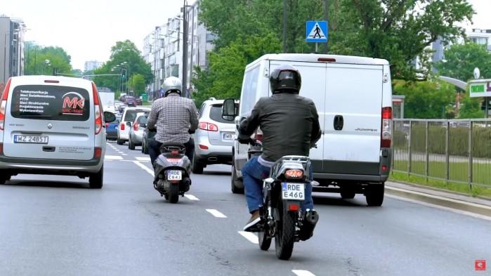 Skuter czy motocykl 125 6