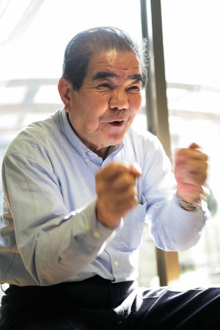mitsuo itoh portrait
