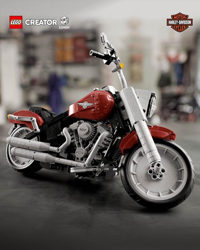 Harley Davidson 4 5 post a