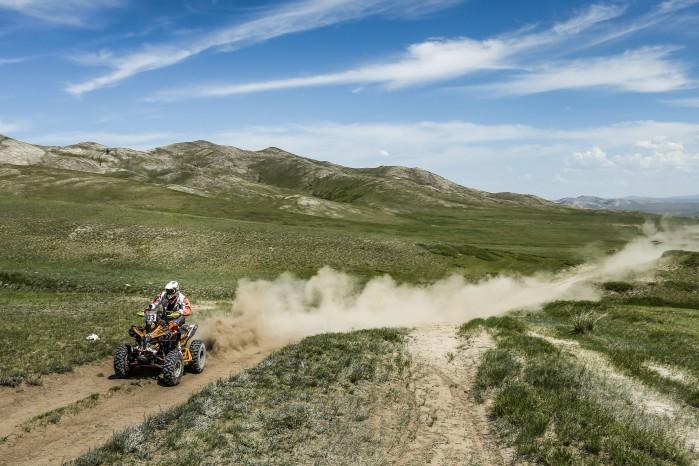 Silk Way Rally 2019 lindner arkadius P6J3230 compressor