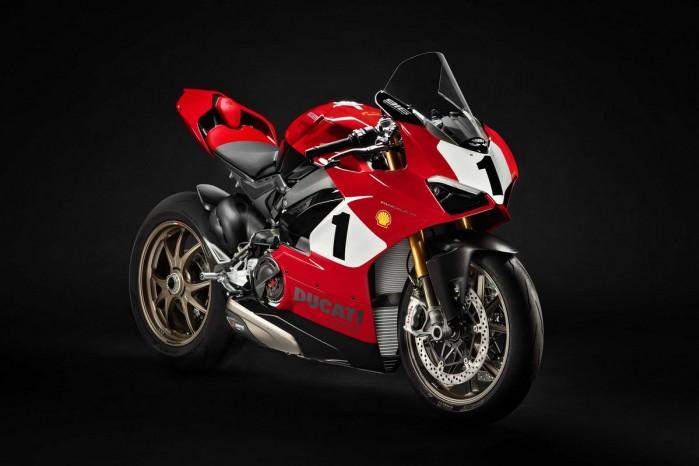 Ducati Panigale V4 25th Anniversario 916 Laguna Seca 02