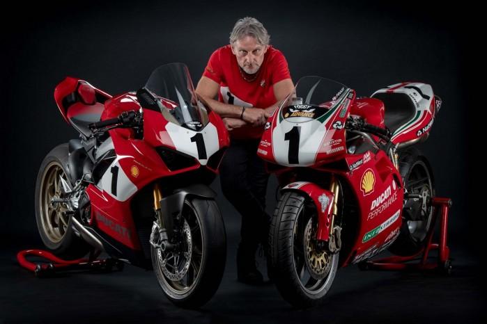 Ducati Panigale V4 25th Anniversario 916 Laguna Seca 05