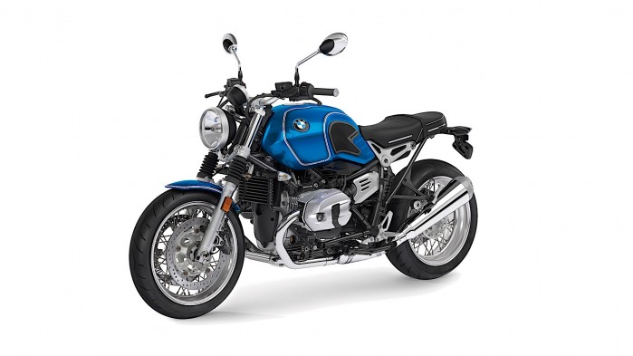 bmw r ninet 5 motorcycle revealed as tribute to a half century old family 135753 1