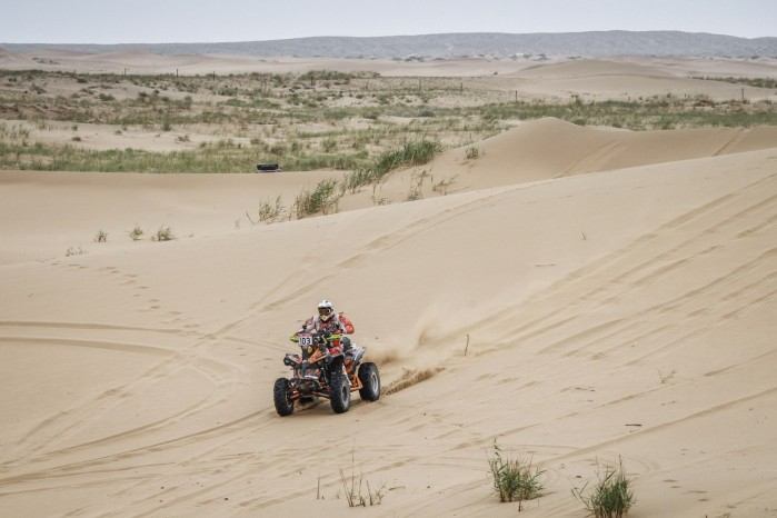 Silk Way Rally 2019 Lindner 26G2824
