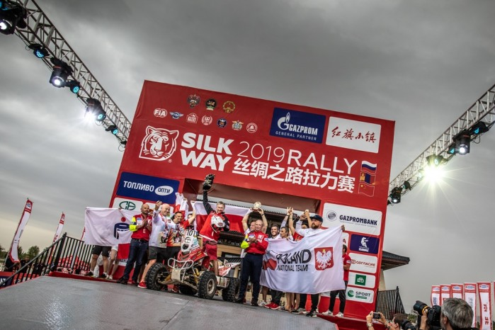 Meta Silk Way Rally fot. M Chytka 1