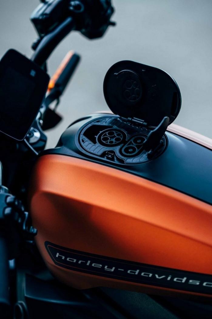 Harley Davidson LiveWire9