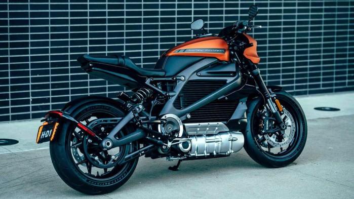 Harley Davidson LiveWire z