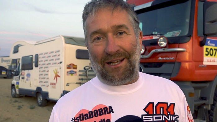 Rafal Sonik Silk Way Rally 2019