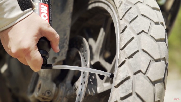 MC CARE P3 Tyre Repair