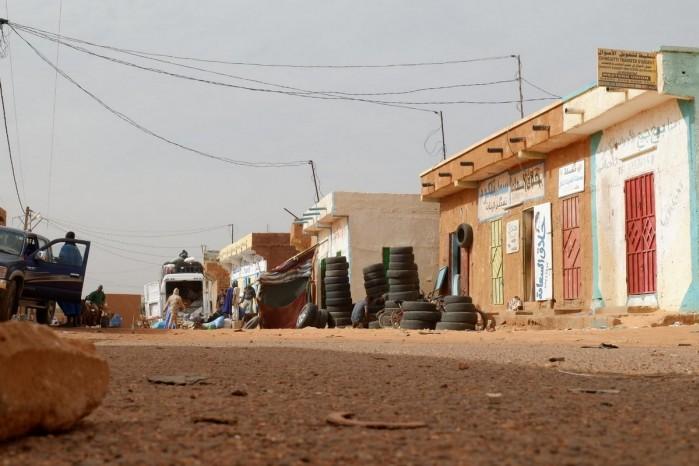 Mauretania Gruzin 19