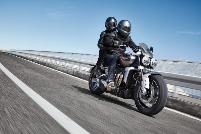 2019 Rocket 3 GT Riding 4