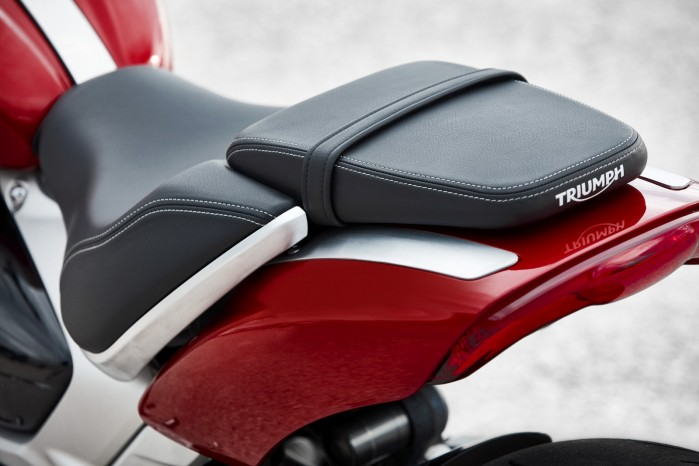 RIDER AND PILLION SEAT