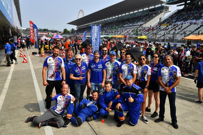 Wojcik Racing Team 2019 05 8h Suzuka 09177