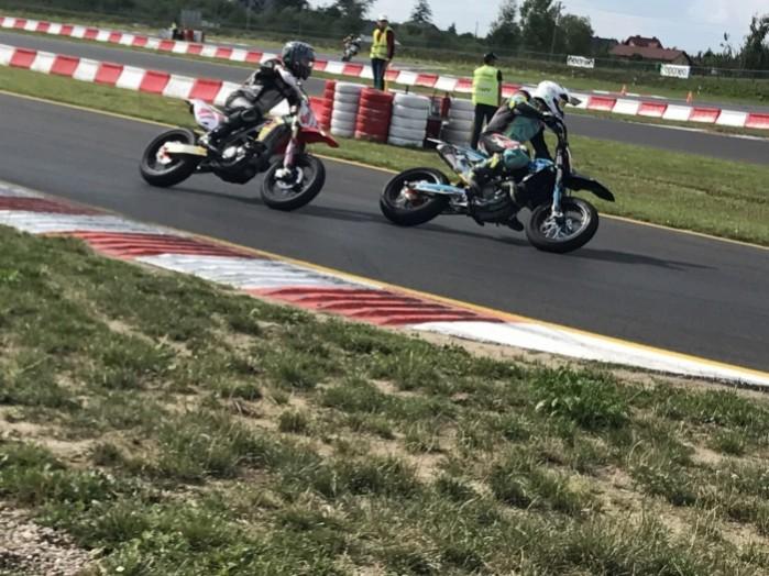 Mistrzostwa Polski i Puchar Polski Supermoto na Autodromie Slomczyn 13