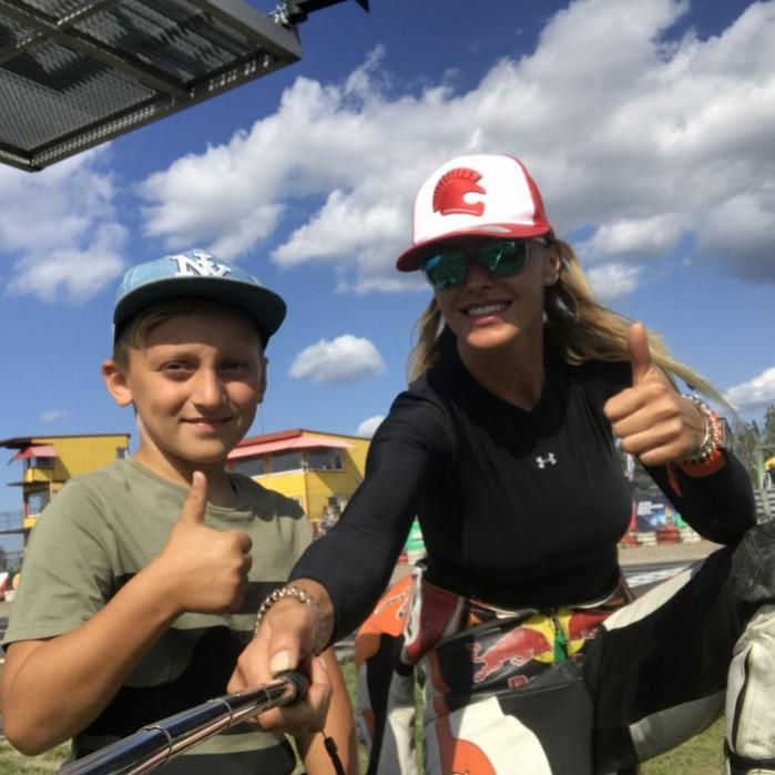 Mistrzostwa Polski i Puchar Polski Supermoto na Autodromie Slomczyn 24