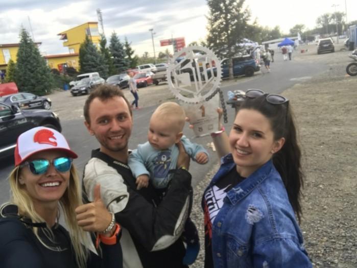 Mistrzostwa Polski i Puchar Polski Supermoto na Autodromie Slomczyn 31