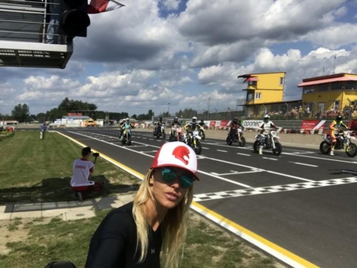 Mistrzostwa Polski i Puchar Polski Supermoto na Autodromie Slomczyn 5