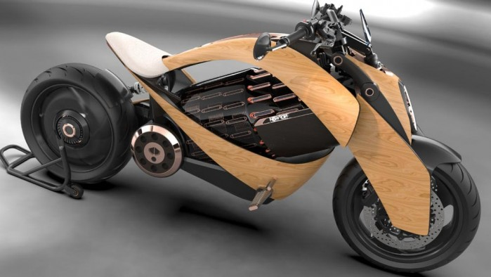 newron french electric motorcycle 2