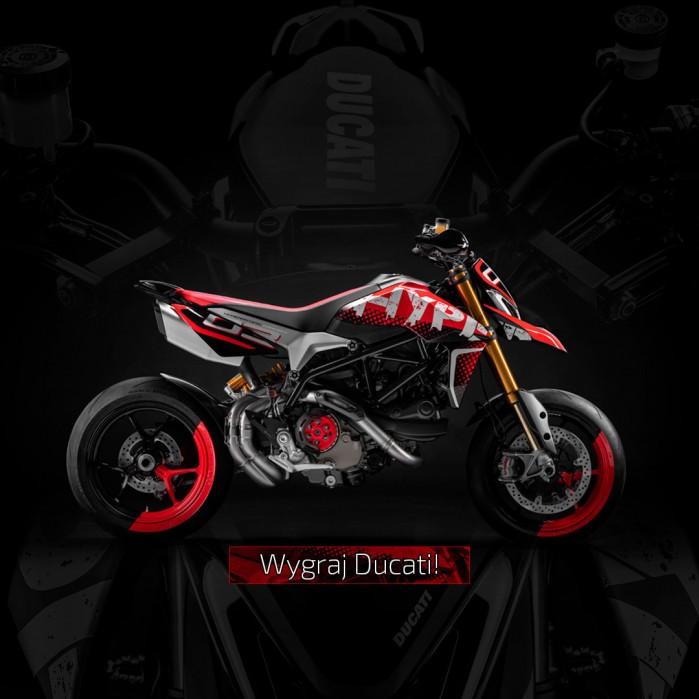 Wygraj Ducati