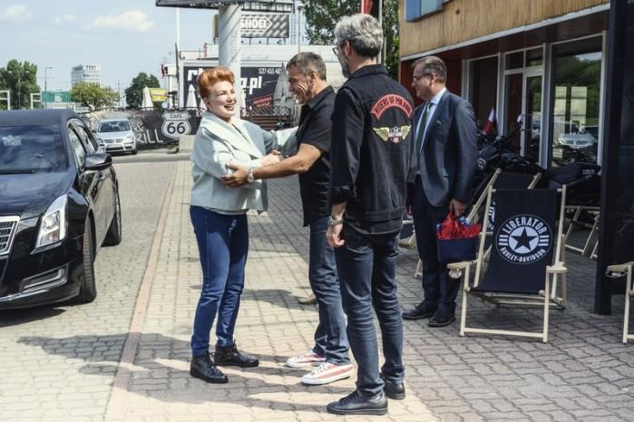 Harley i Mosbacher1