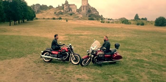 Moto Guzzi California vs Eldorado 1