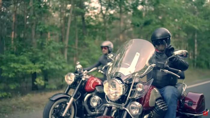 Moto Guzzi California vs Eldorado 4