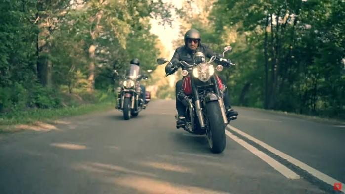 Moto Guzzi California vs Eldorado 5
