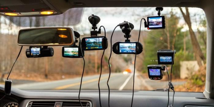 kamerki samochodowe